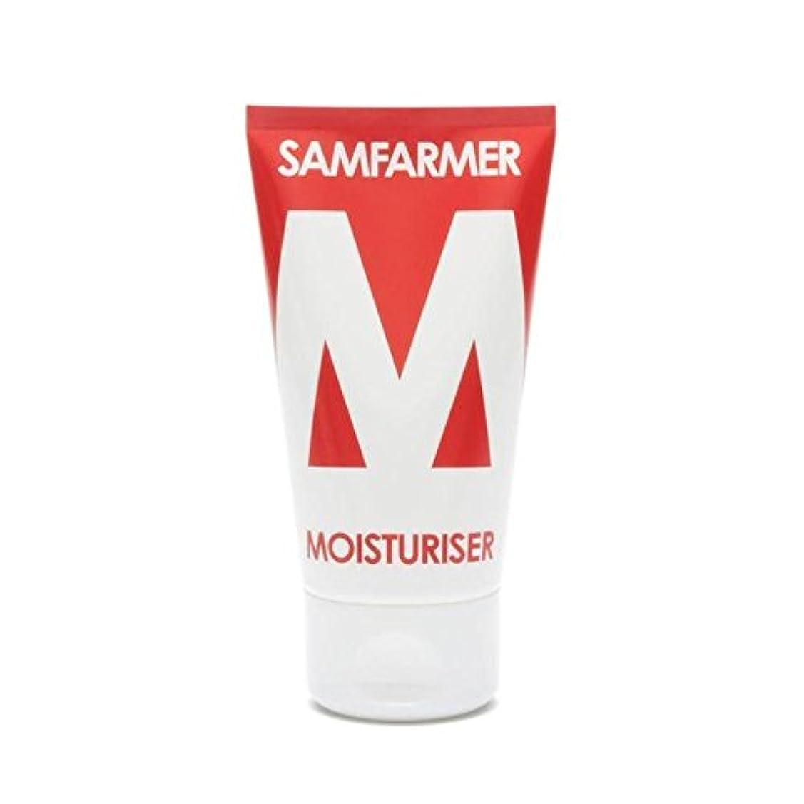 癒すコンピューター用量SAMFARMER Unisex Moisturiser 50ml (Pack of 6) - ユニセックス保湿50ミリリットル x6 [並行輸入品]