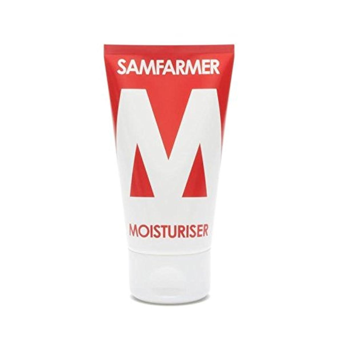 合わせてゴミトチの実の木ユニセックス保湿50ミリリットル x4 - SAMFARMER Unisex Moisturiser 50ml (Pack of 4) [並行輸入品]