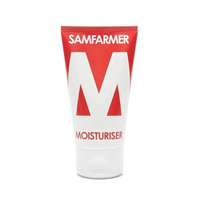 精緻化微生物受け入れるユニセックス保湿50ミリリットル x4 - SAMFARMER Unisex Moisturiser 50ml (Pack of 4) [並行輸入品]