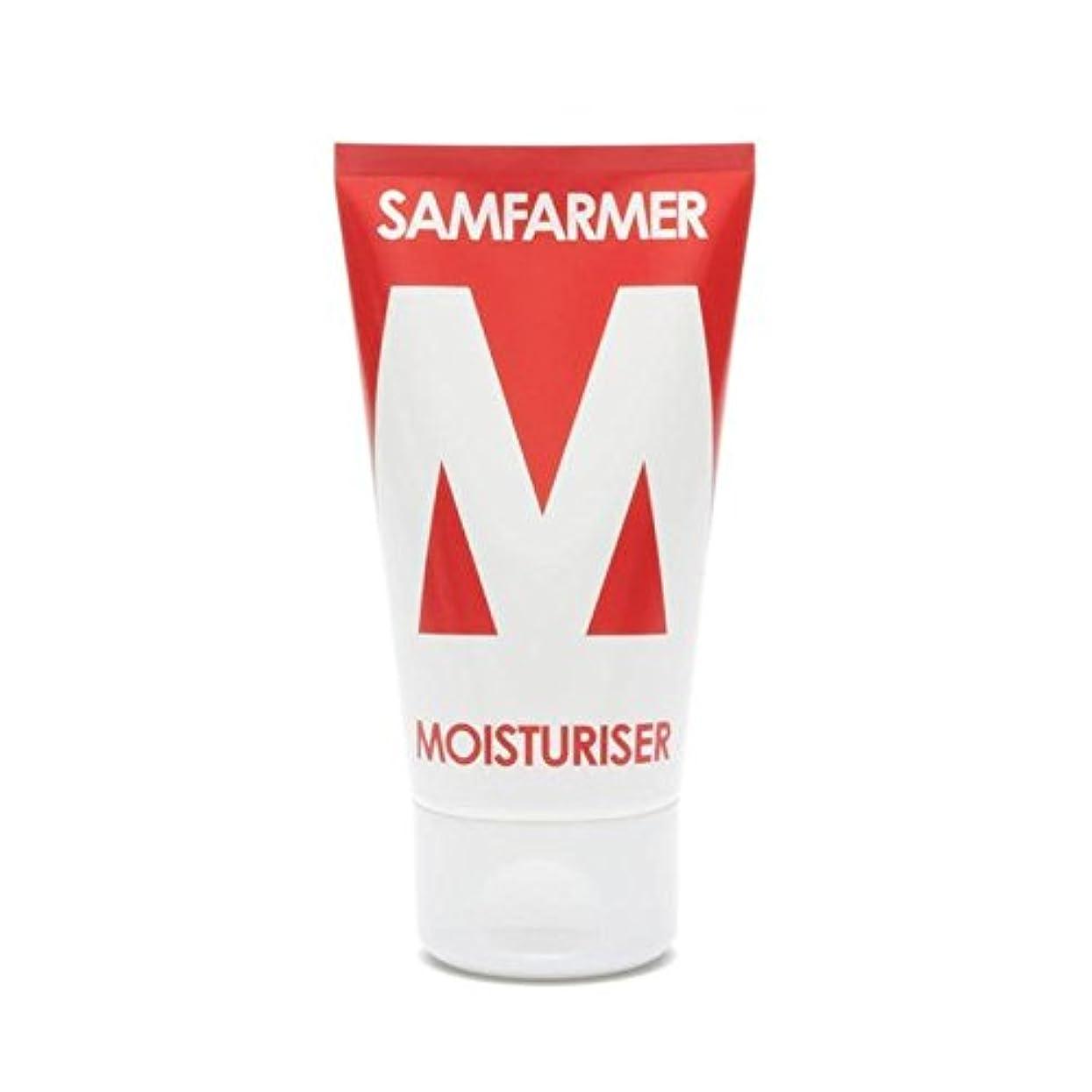 スタイル品揃えなぜならユニセックス保湿50ミリリットル x2 - SAMFARMER Unisex Moisturiser 50ml (Pack of 2) [並行輸入品]