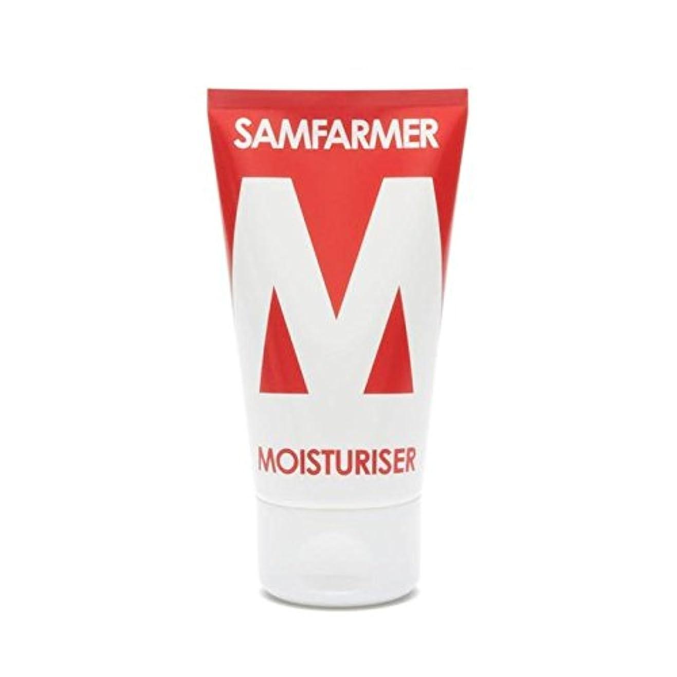 SAMFARMER Unisex Moisturiser 50ml (Pack of 6) - ユニセックス保湿50ミリリットル x6 [並行輸入品]