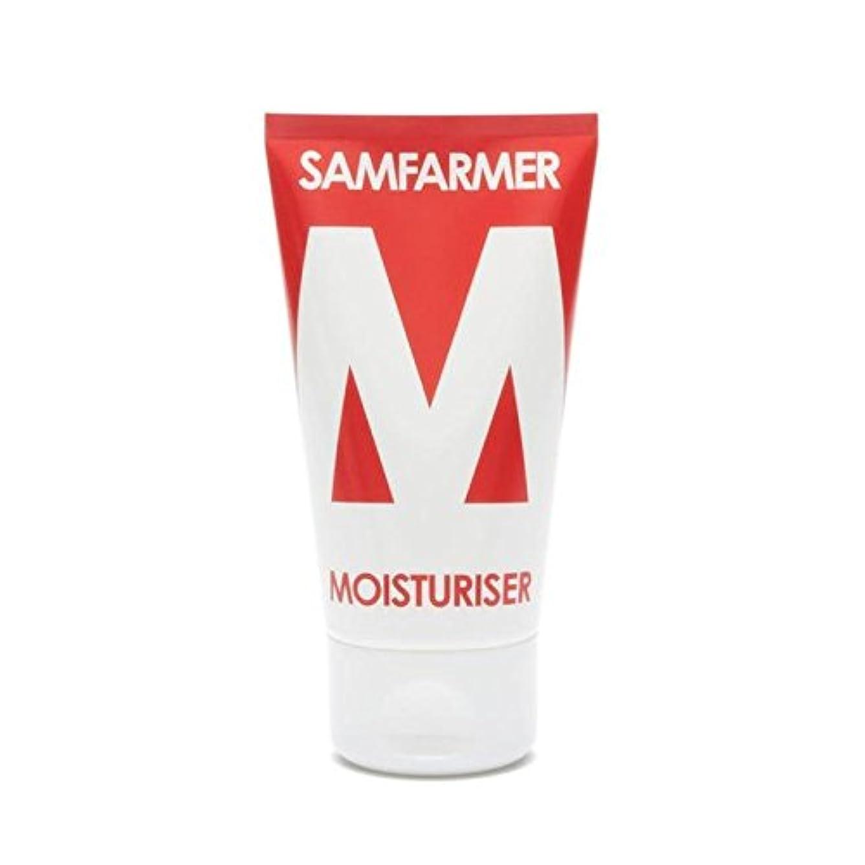 バース真実おSAMFARMER Unisex Moisturiser 50ml - ユニセックス保湿50ミリリットル [並行輸入品]