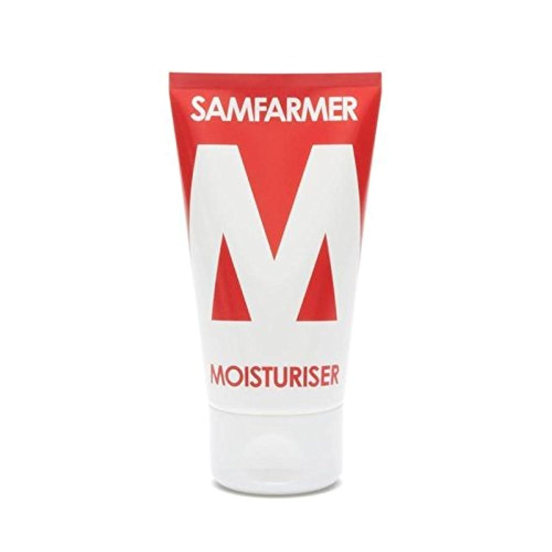 傾いた抜本的な砲撃SAMFARMER Unisex Moisturiser 50ml (Pack of 6) - ユニセックス保湿50ミリリットル x6 [並行輸入品]