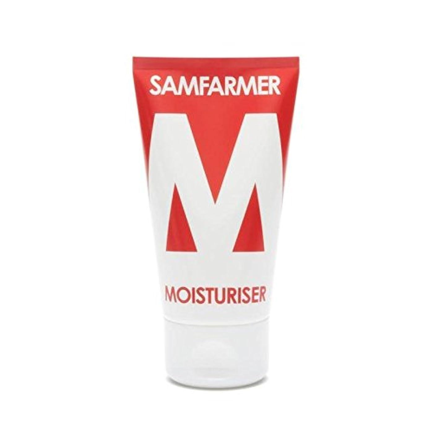 彼女均等に振り向くユニセックス保湿50ミリリットル x2 - SAMFARMER Unisex Moisturiser 50ml (Pack of 2) [並行輸入品]