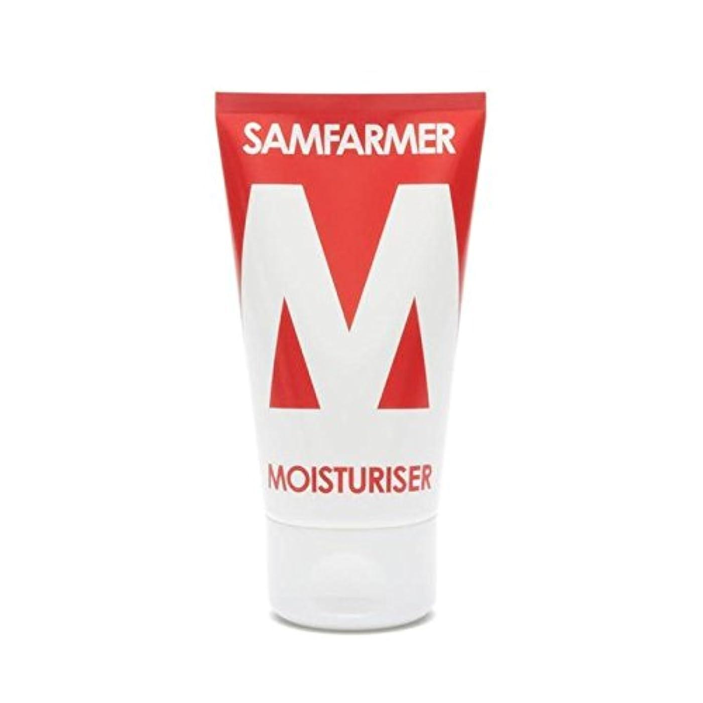 主要な民主主義カバレッジユニセックス保湿50ミリリットル x4 - SAMFARMER Unisex Moisturiser 50ml (Pack of 4) [並行輸入品]