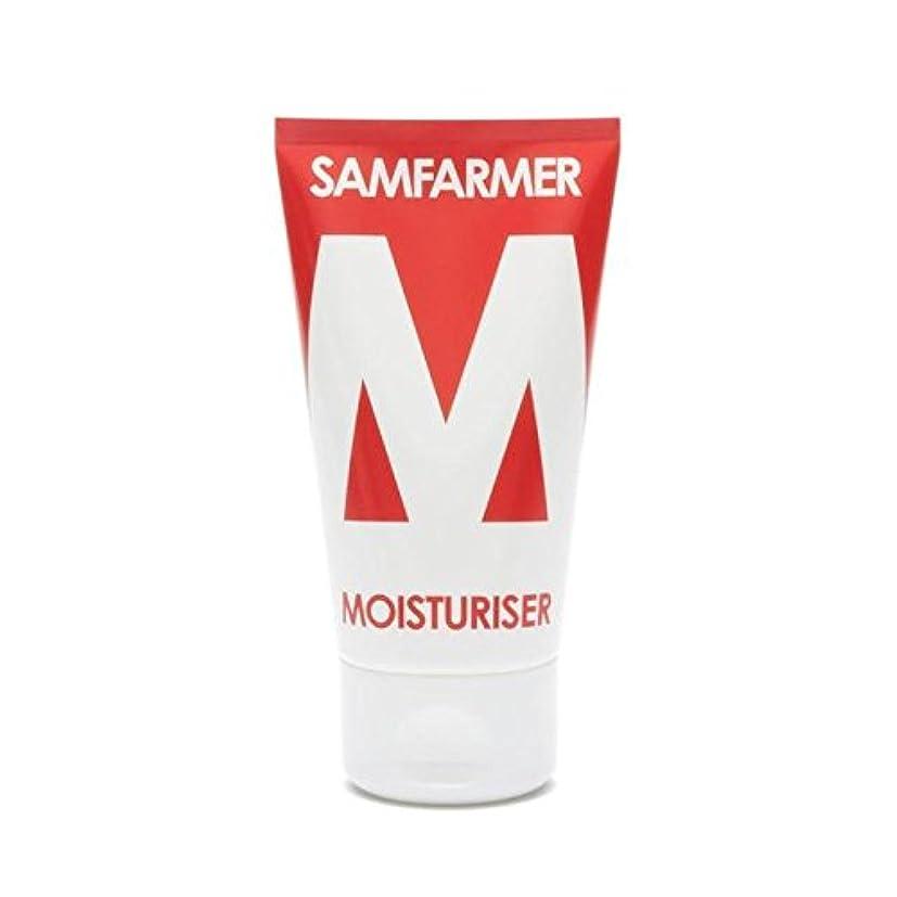 ドナー潤滑するファーザーファージュユニセックス保湿50ミリリットル x2 - SAMFARMER Unisex Moisturiser 50ml (Pack of 2) [並行輸入品]