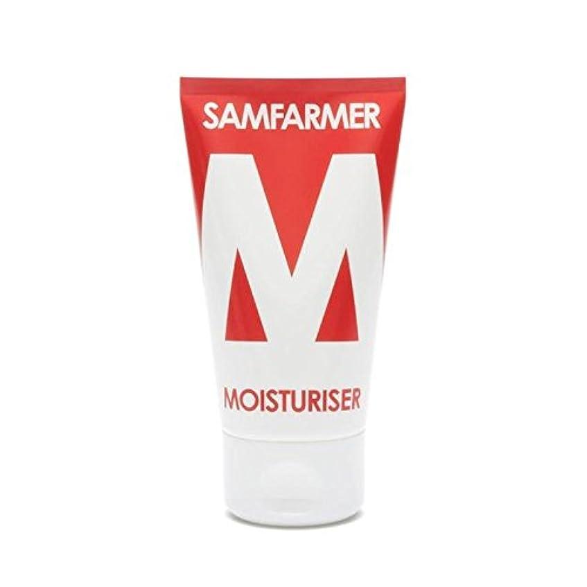 顧問受け継ぐ震えユニセックス保湿50ミリリットル x2 - SAMFARMER Unisex Moisturiser 50ml (Pack of 2) [並行輸入品]
