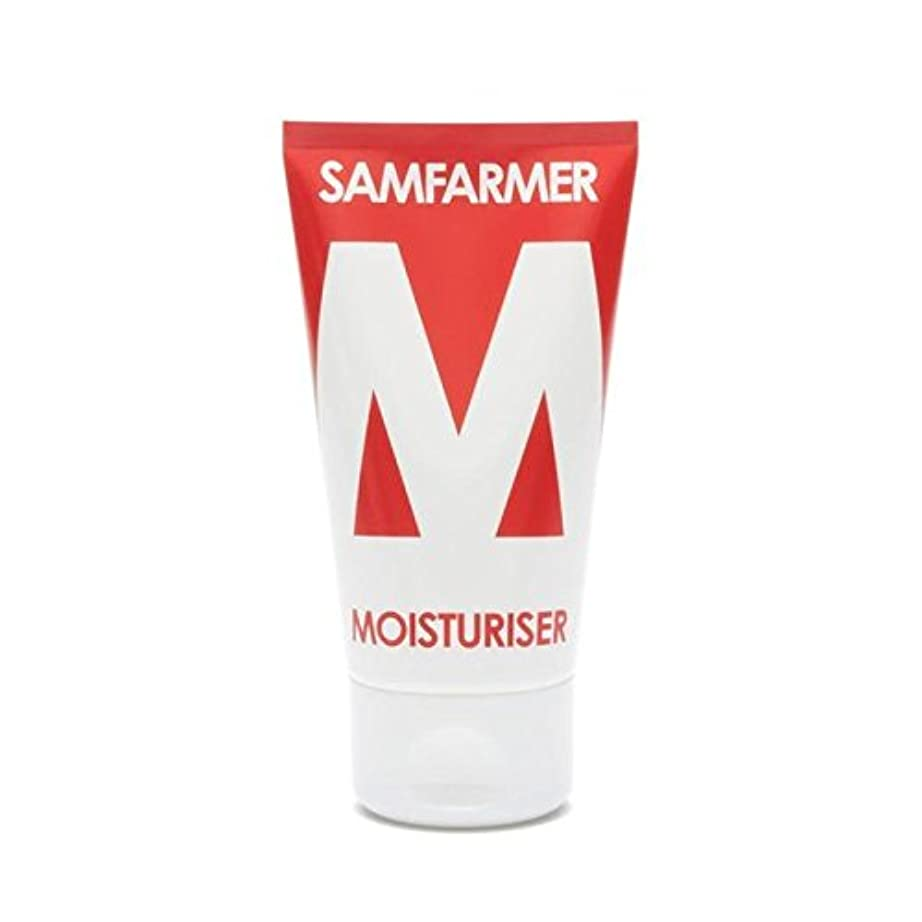 天の眠いです学校SAMFARMER Unisex Moisturiser 50ml (Pack of 6) - ユニセックス保湿50ミリリットル x6 [並行輸入品]