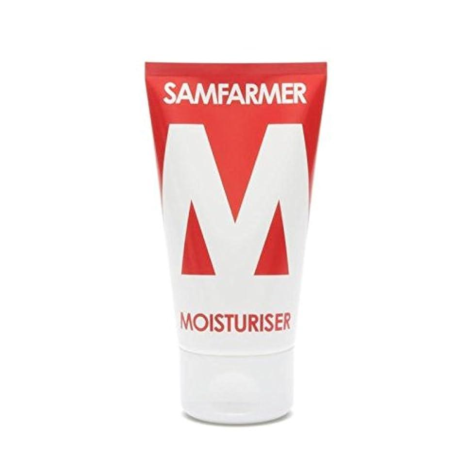 大理石それにもかかわらず抱擁SAMFARMER Unisex Moisturiser 50ml - ユニセックス保湿50ミリリットル [並行輸入品]