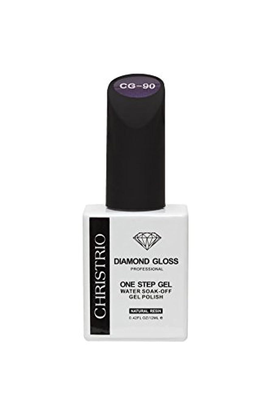 有毒なサイドボード繁栄CHRISTRIO DIAMOND GLOSS 12ml CG-90