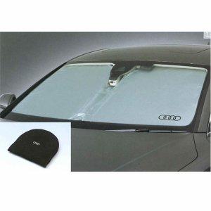 【Audi純正】 Q5 フロントガラスシェード&ケース アウディ Q5