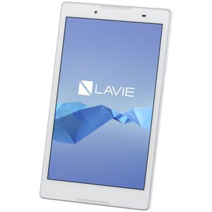 NEC 8型Android タブレットパソコン LAVIE Tab E TE508/BAW PC-TE508BAW