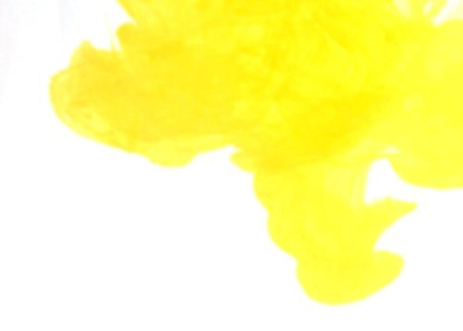 毒液衝撃発揮するYellow Liquid Soap Dye - 50ml
