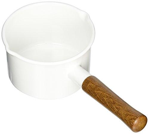 RoomClip商品情報 - エトル ミルクパン14cm ホワイト EE-14MW
