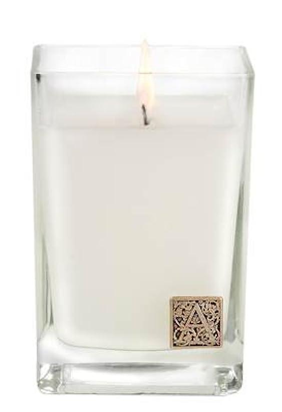 サークル雇用者ステープルSmell of Spring Medium Glass 350ml Cube Candle by Aromatique