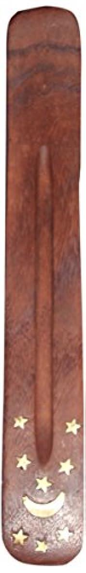 何もない消去郵便局Incense Burner ~ Traditional Incense Holder with Inlaid Design ~ Approx 10 Inches, Variety of Designs by Incense...