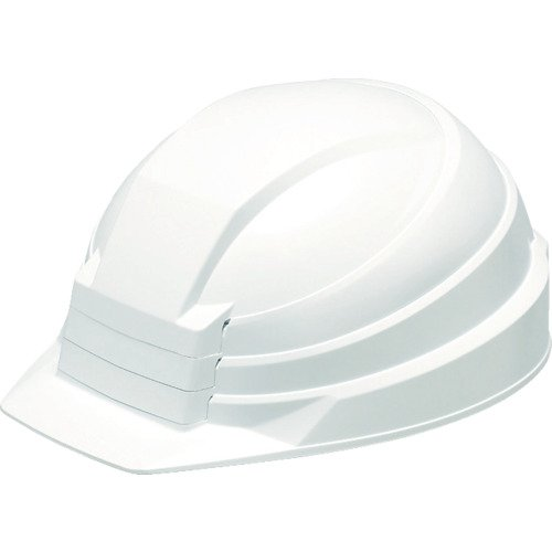 IZANO 防災用 たためる ヘルメット ホワイト...