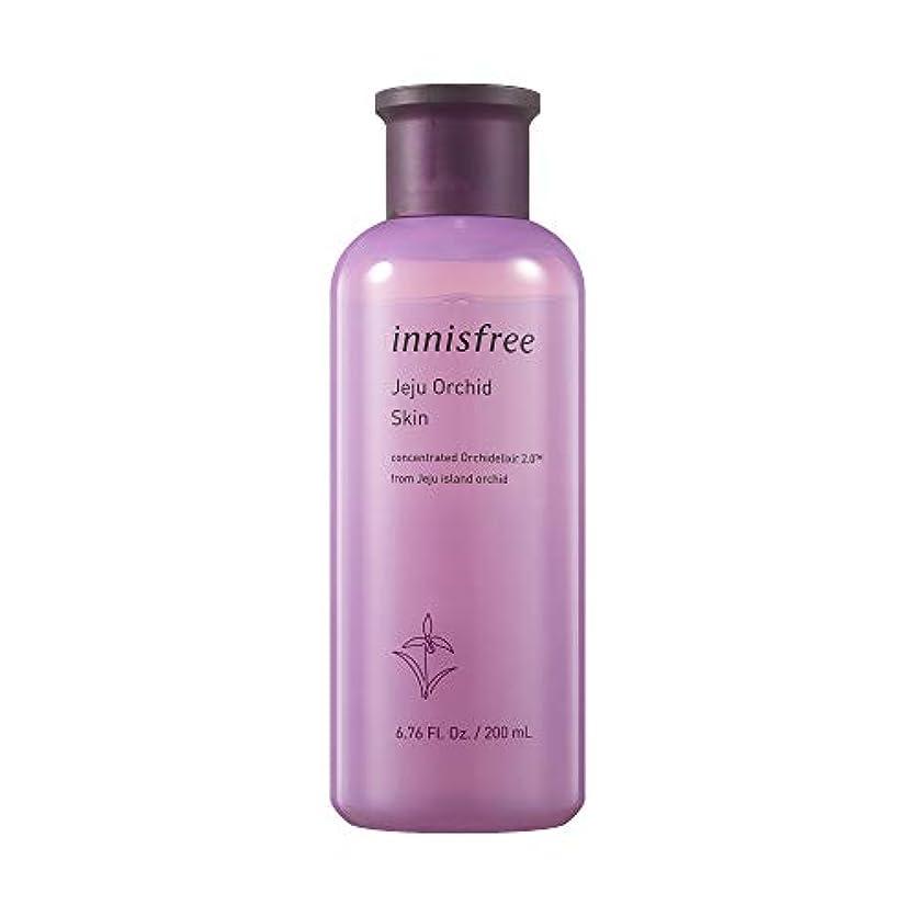 抗生物質スーパーマーケットラテンイニスフリー(innisfree) オーキッド スキン 化粧水 新パッケージ 200ml