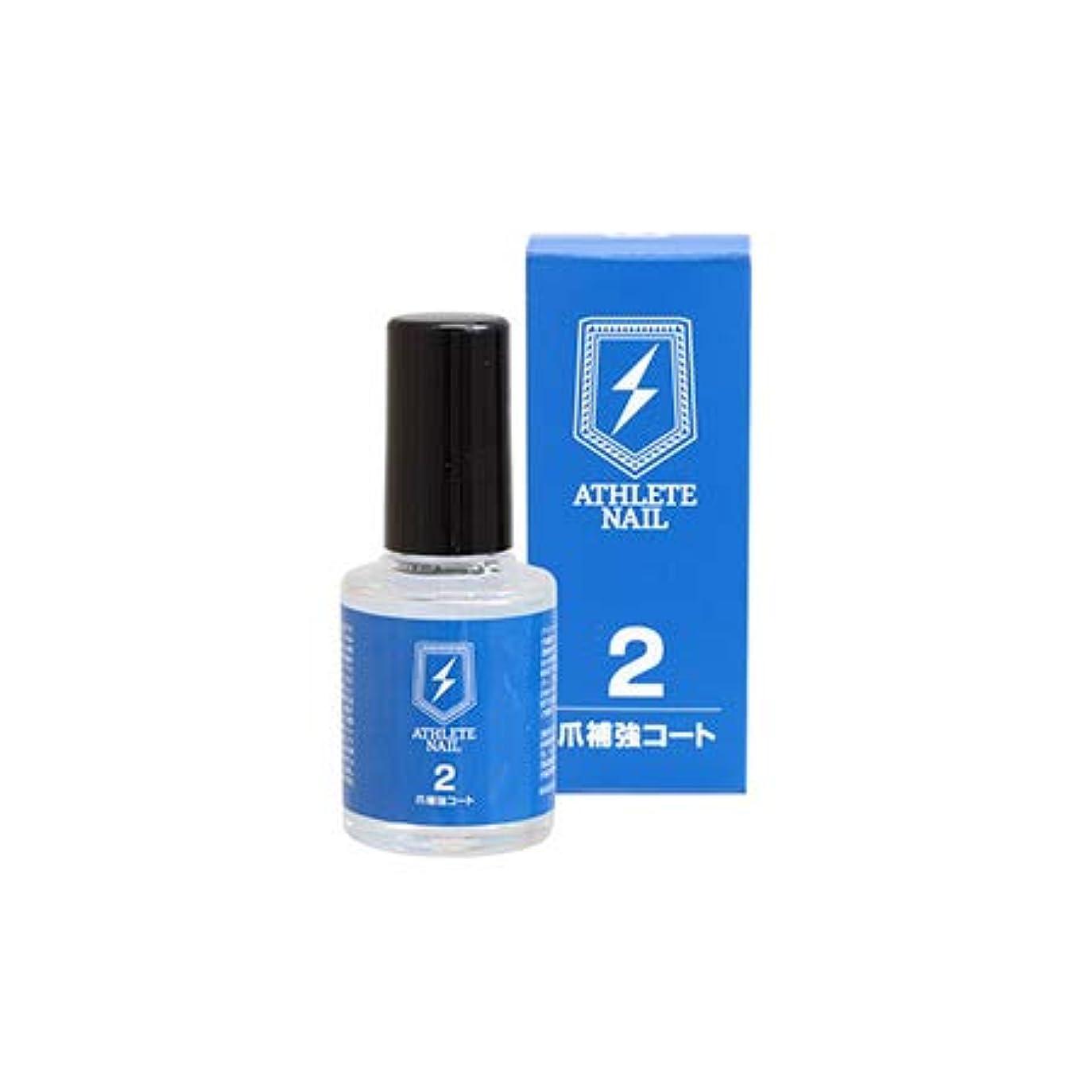 アンティークアンティーク展示会ATHLETE NAIL ◆爪補強コート2 [並行輸入品]