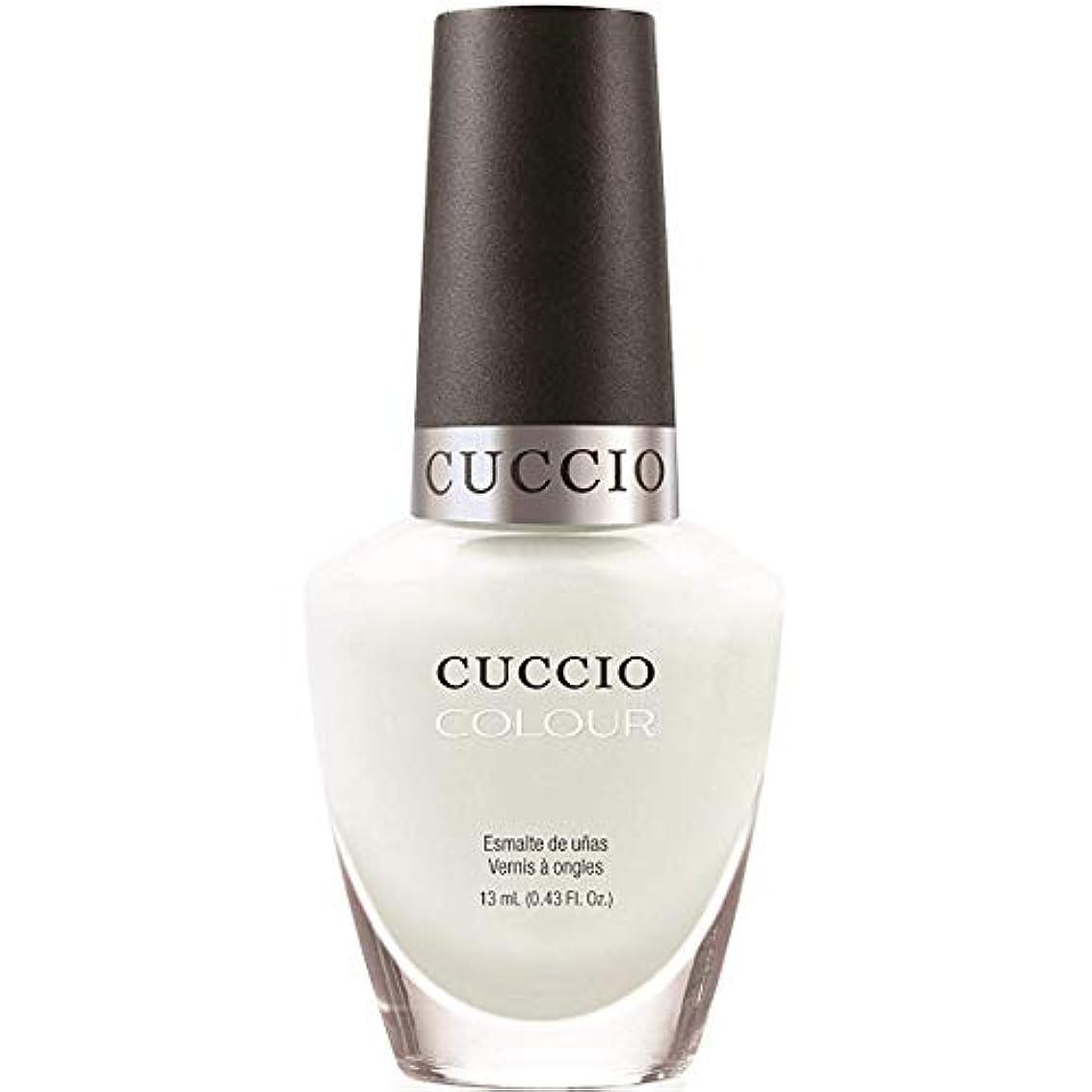 怒り解釈的自発Cuccio Colour Gloss Lacquer - White Russian - 0.43oz / 13ml