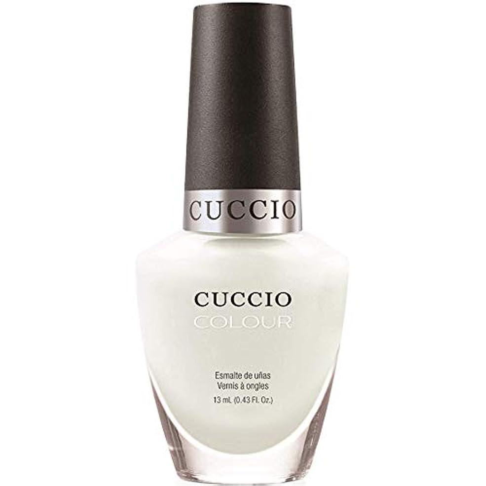 ディスクダース密輸Cuccio Colour Gloss Lacquer - White Russian - 0.43oz / 13ml