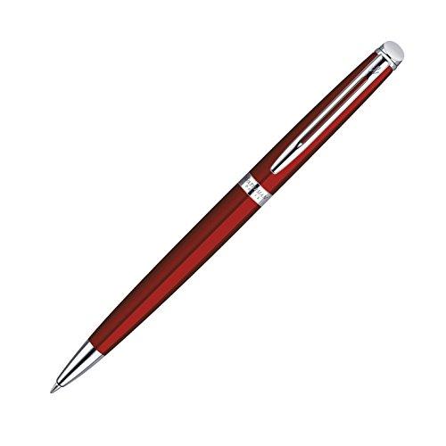 ウォーターマン ボールペン 油性 メトロポリタン エッセンシャル コメットレッドCT S2259382 正規輸入品