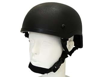 MICH2001 SOCOMモデル ヘルメット ブラック レプリカ