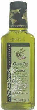 ガーリック風味 オリーブオイル