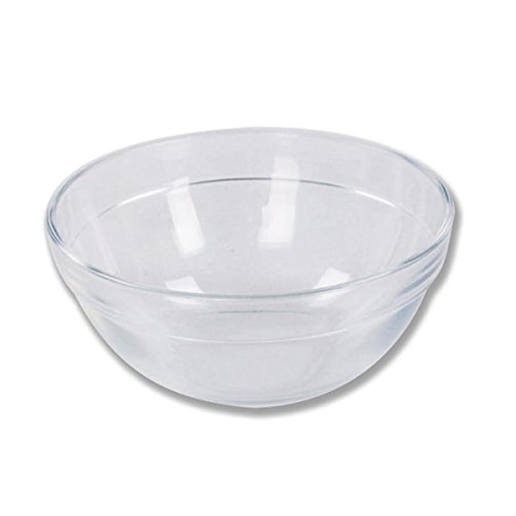 ガラスボウル (SSサイズ) [ ガラスボール カップボウル カップボール エステ サロン ガラス ボウル カップ 高級感 ]