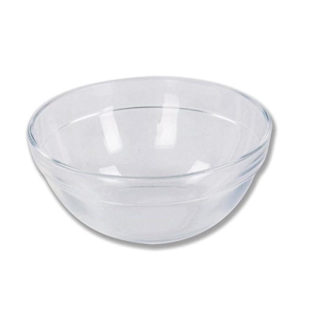 オープニング合図ベルガラスボウル (SSサイズ) [ ガラスボール カップボウル カップボール エステ サロン ガラス ボウル カップ 高級感 ]