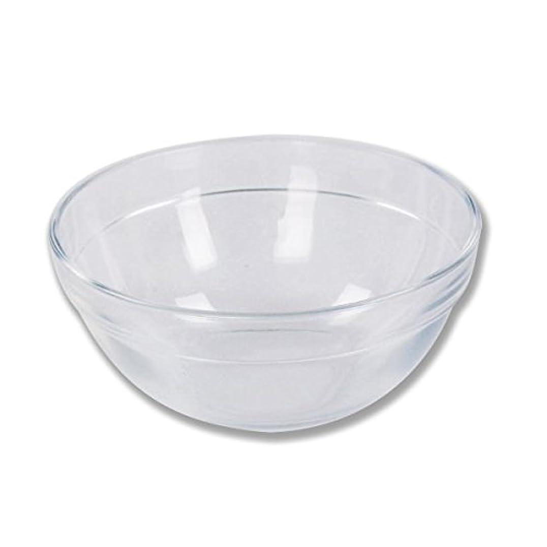 抜本的な効率的にモードリンガラスボウル (Mサイズ) [ ガラスボール カップボウル カップボール エステ サロン ガラス ボウル カップ 高級感 ]