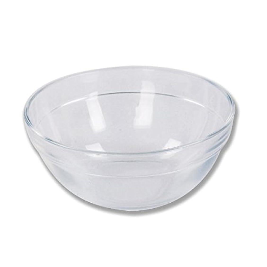 発音する燃料水ガラスボウル (SSサイズ) [ ガラスボール カップボウル カップボール エステ サロン ガラス ボウル カップ 高級感 ]