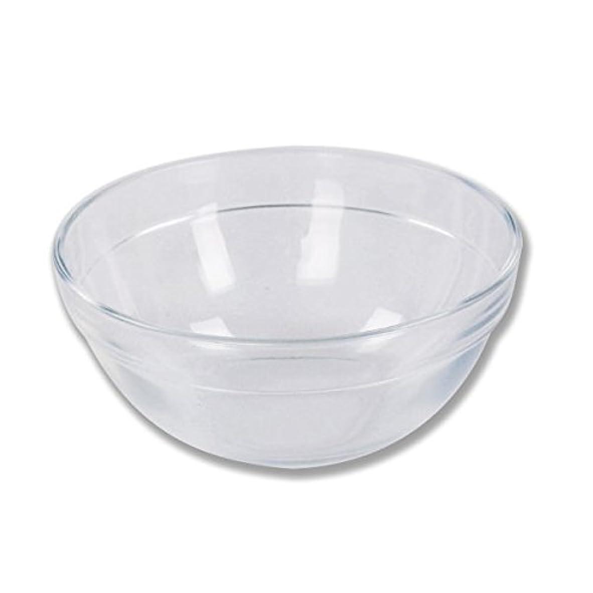 キネマティクス可動式ベギンガラスボウル (SSサイズ) [ ガラスボール カップボウル カップボール エステ サロン ガラス ボウル カップ 高級感 ]