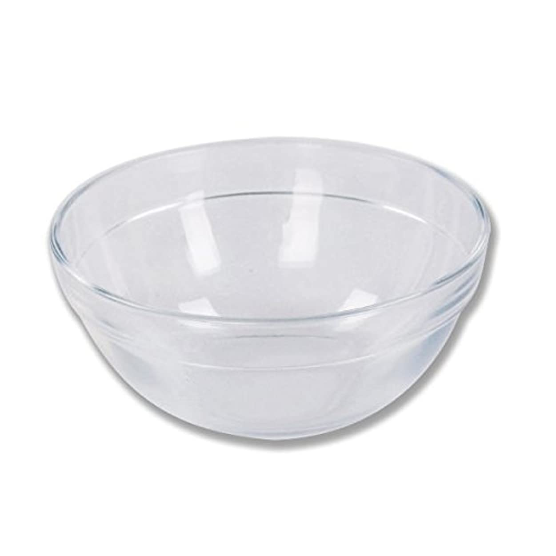 実際にレイ池ガラスボウル (Mサイズ) [ ガラスボール カップボウル カップボール エステ サロン ガラス ボウル カップ 高級感 ]