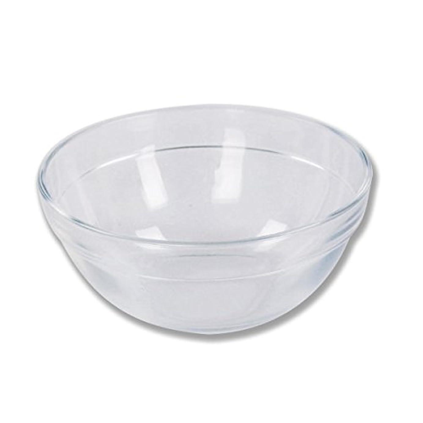 強大な苦悩リスクガラスボウル (XLサイズ) [ ガラスボール カップボウル カップボール エステ サロン ガラス ボウル カップ 高級感 ]
