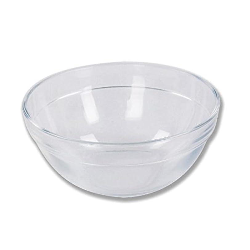 区労働展開するガラスボウル (SSサイズ) [ ガラスボール カップボウル カップボール エステ サロン ガラス ボウル カップ 高級感 ]