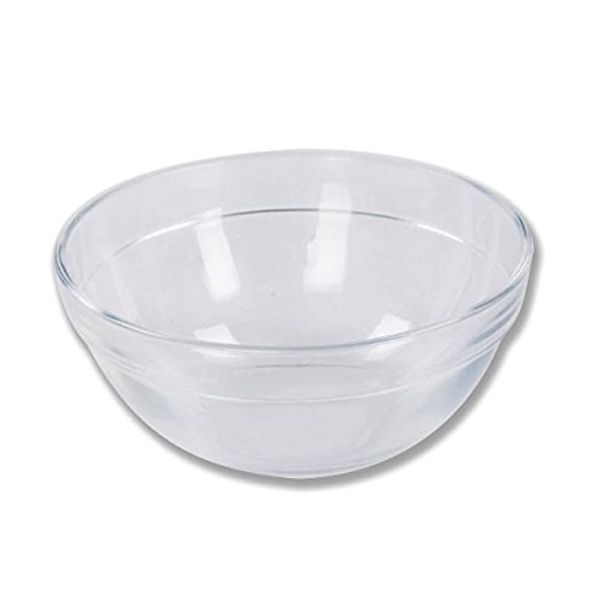 献身地区チャーミングガラスボウル (SSサイズ) [ ガラスボール カップボウル カップボール エステ サロン ガラス ボウル カップ 高級感 ]