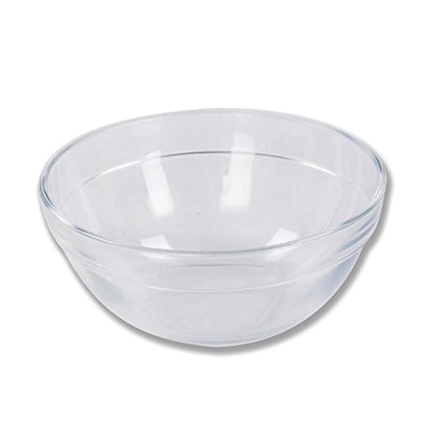 協同重さあいまいなガラスボウル (Mサイズ) [ ガラスボール カップボウル カップボール エステ サロン ガラス ボウル カップ 高級感 ]
