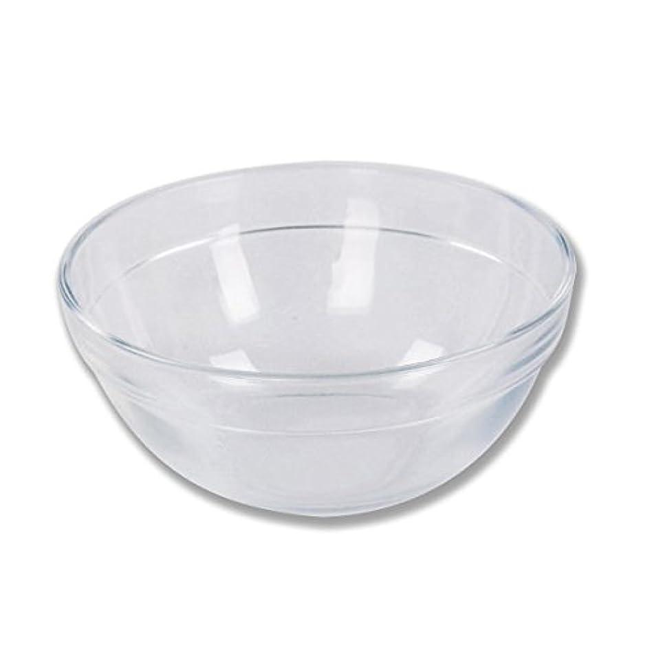 完全に乾く執着ポンプガラスボウル (Sサイズ) [ ガラスボール カップボウル カップボール エステ サロン ガラス ボウル カップ 高級感 ]