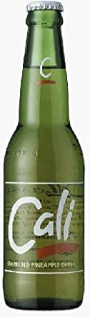 Philippnes フィリピン 微アルコール パインビール/カリ(瓶) 330ml×24本kn.n ケース重量:約14.1キロ