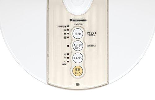 パナソニック 扇風機 ベージュ F-CM324-C