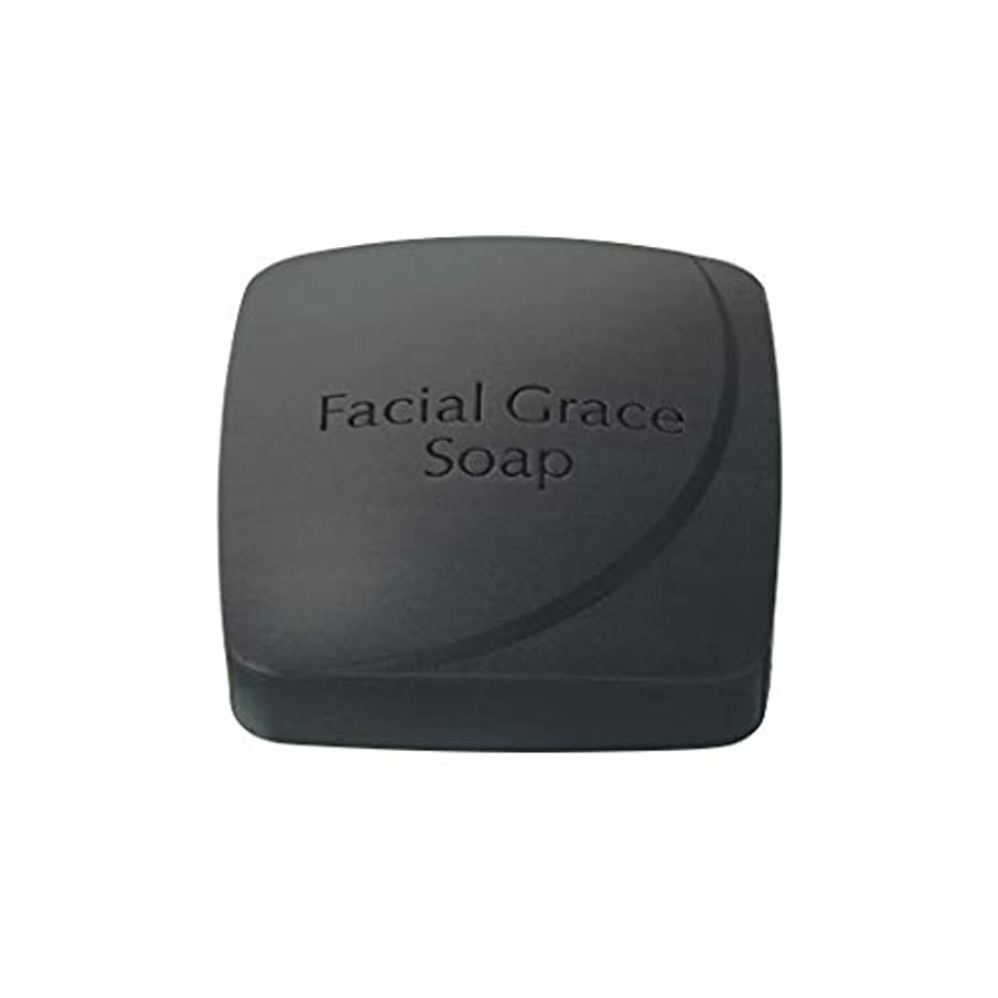 表面戸棚聖職者アテニア フェイシャルグレイスソープ 石鹸 洗顔 エイジングケア 100g