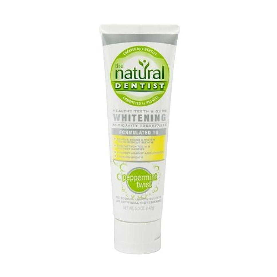 穀物原稿ファイター海外直送肘 Toothpaste Whitening Peppermint Twist, Whitening Peppermint Twist , 5 oz