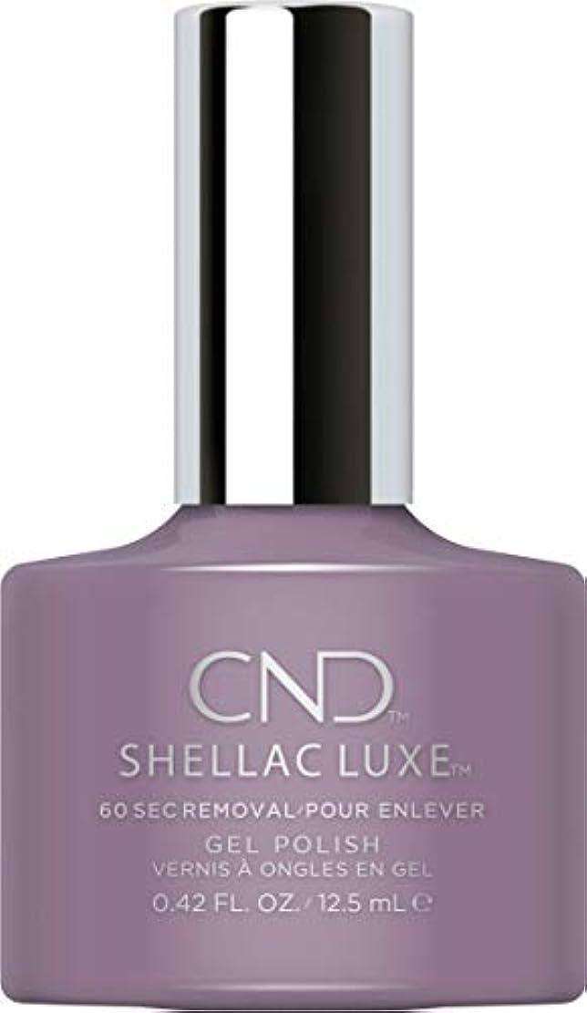 お茶クレアかもめCND Shellac Luxe - Alpine Plum - 12.5 ml / 0.42 oz
