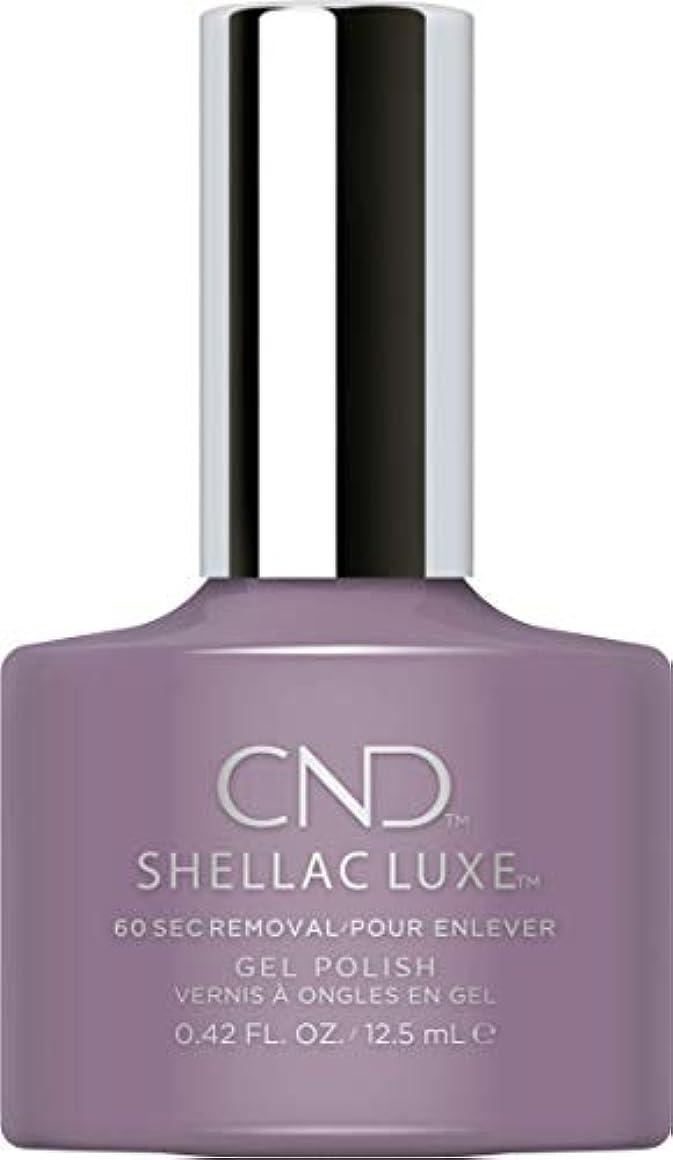 議題カフェテリア何でもCND Shellac Luxe - Alpine Plum - 12.5 ml / 0.42 oz