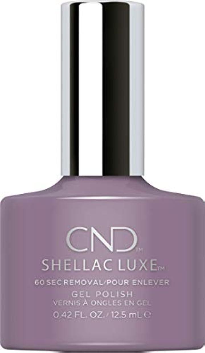 発行するポインタ無臭CND Shellac Luxe - Alpine Plum - 12.5 ml / 0.42 oz