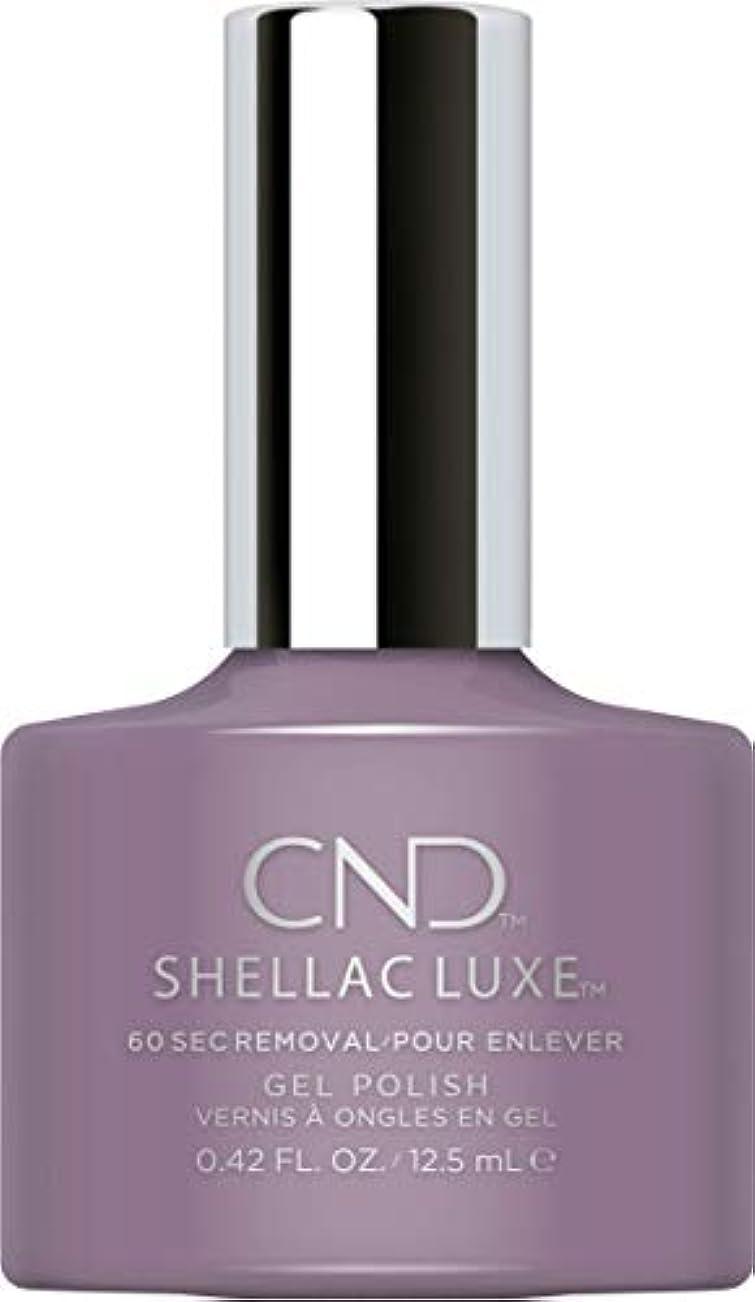 植木リネンジャーナリストCND Shellac Luxe - Alpine Plum - 12.5 ml / 0.42 oz