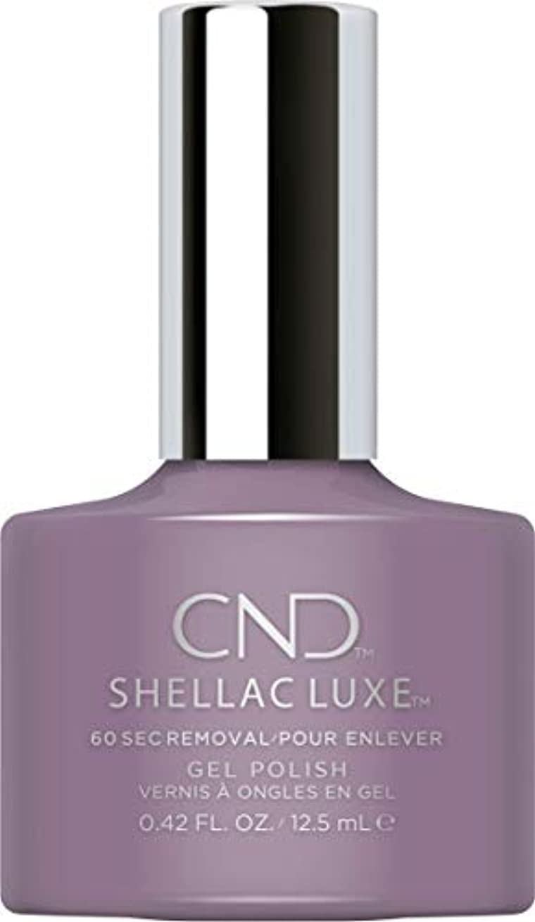 シェードシーン方向CND Shellac Luxe - Alpine Plum - 12.5 ml / 0.42 oz