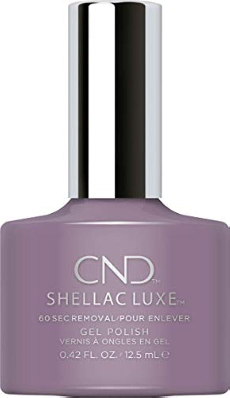 ルーム船形どうしたのCND Shellac Luxe - Alpine Plum - 12.5 ml / 0.42 oz