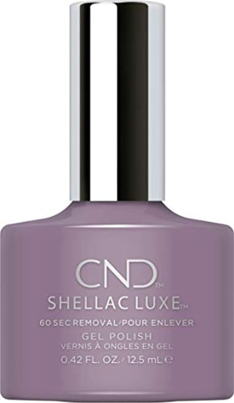 ワイヤー住む委任するCND Shellac Luxe - Alpine Plum - 12.5 ml / 0.42 oz
